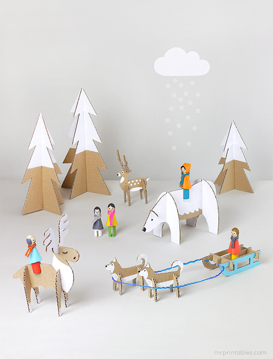 mrprintables-peg-dolls-winter-cardboard-animal-templates-1